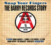 Snap Your Fingers: The Barry Records Story (3-CD)