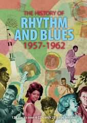 The History of Rhythm and Blues 1957-1962 (4-CD)