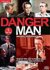 Danger Man (5-CD)