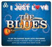 I Just Love the Blues (3-CD)