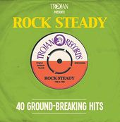 Trojan Presents: Rock Steady (2-CD)