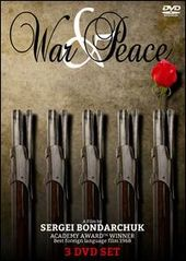 War and Peace (3-DVD)