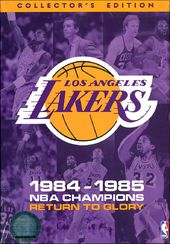 Basketball - NBA Los Angeles Lakers 1985