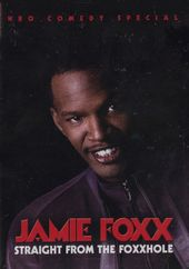 Jamie Foxx: Straight from the Foxxhole