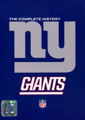 Football - NFL History of the New York Giants