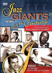 Jazz Giants of the 20th Century: 17 Performances