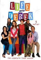 Life With Derek - Complete 3rd Season (3-DVD)