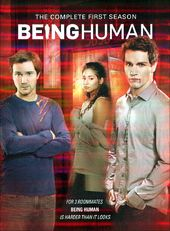 Being Human (US) - Season 1 (4-DVD)