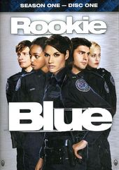 Rookie Blue - Complete 1st Season (5-DVD)