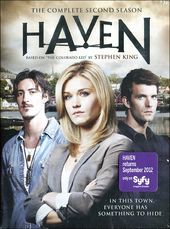 Haven - Complete 2nd Season (4-DVD)