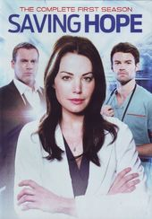 Saving Hope - Complete 1st Season (4-DVD)