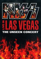 KISS - Live in Las Vegas: The Unseen Concert
