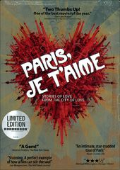 Paris, Je T'aime (Steelbook Packaging)