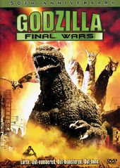 Godzilla: Final Wars (50th Anniversary Edition)