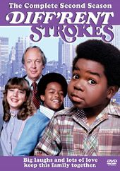 Diff'rent Strokes - Complete 2nd Season (3-DVD)