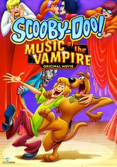 Scooby-Doo: Music of the Vampire