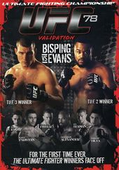 UFC 78: Validation - Bisping vs. Evans