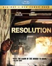 Resolution (Blu-ray)