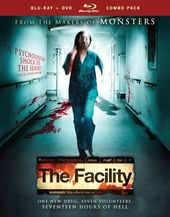 The Facility (Blu-ray + DVD)