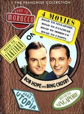 On the Road with Bob Hope and Bing Crosby (Road