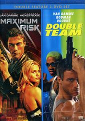Jean-Claude Van Damme Double Feature: Maximum