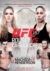 UFC 157 - Rousey vs. Carmouche (2-DVD)