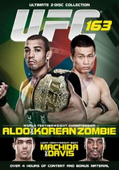 UFC 163 - Aldo vs. Korean Zombie (2-DVD)