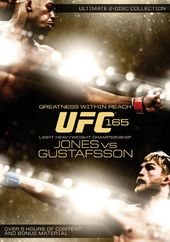 UFC 165 - Jones vs. Gustafsson (2-DVD)