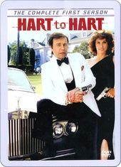 Hart to Hart - Complete 1st Season (6-DVD) [Tin
