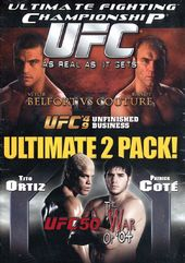 UFC Ultimate 2 Pack - UFC 49: Unfinished Business