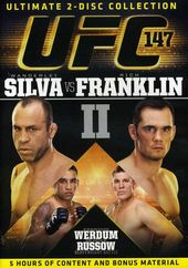 UFC 147 - Silva vs. Franklin 2 (2-DVD)