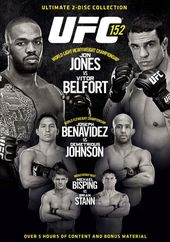 UFC 152 - Jones vs. Belfort (2-DVD)