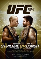 UFC 154 - St. Pierre vs. Condit (2-DVD)