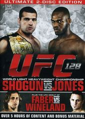 UFC 128 - Shogun vs. Jones (2-DVD)