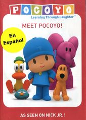 Pocoyo - Meet Pocoyo!: 7-Story Collection