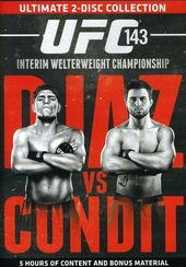 UFC 143 - Diaz vs. Condit (2-DVD)