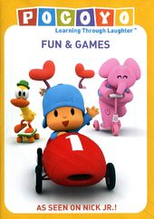 Pocoyo - Fun & Games