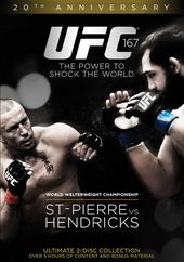 UFC 167 - St. Pierre vs. Hendricks (2-DVD)