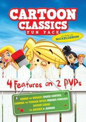 Cartoon Classics Fun Pack (2-DVD)