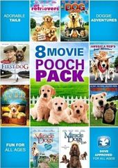 8 Movie Pooch Pack (The Retrievers / The Gold