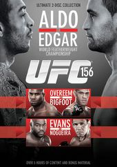 UFC 156 - Aldo vs. Edgar (2-DVD)
