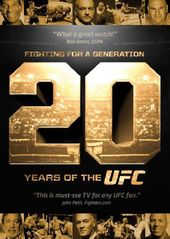 UFC - Fighting for a Generation: 20 Years of the