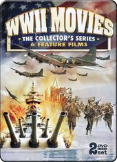 WWII - 6 Feature Film Collection [Tin Case]