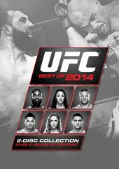UFC - Best of 2014 (2-DVD)