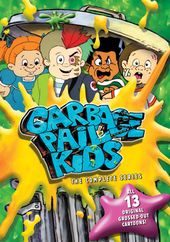 Garbage Pail Kids - Complete Series (2-DVD)