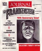 The Journal Of Frankenstein, Issue #2