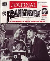 The Journal Of Frankenstein, Issue #4