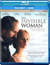 The Invisible Woman (Blu-ray + DVD)
