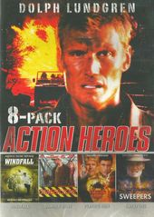 Action Heroes 8-Pack (Windfall / Danger Zone /