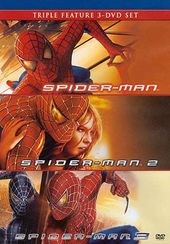 Spider-Man Triple Feature (3-DVD)